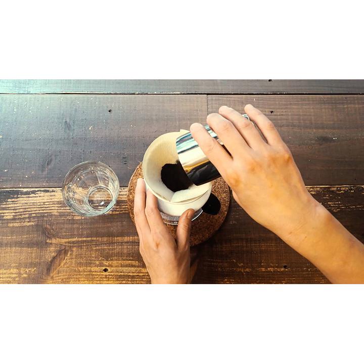SOL'S COFFEE 1杯のコーヒーができるまで